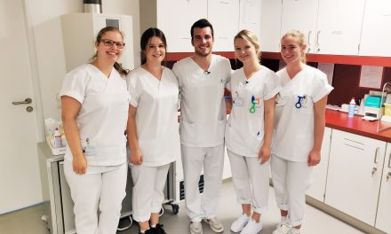 Gesundheits- und Kinderkrankenpfleger/-in